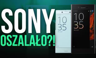 Sony oszalało?! Sony Xperia XZ i X Compact - Prezentacja