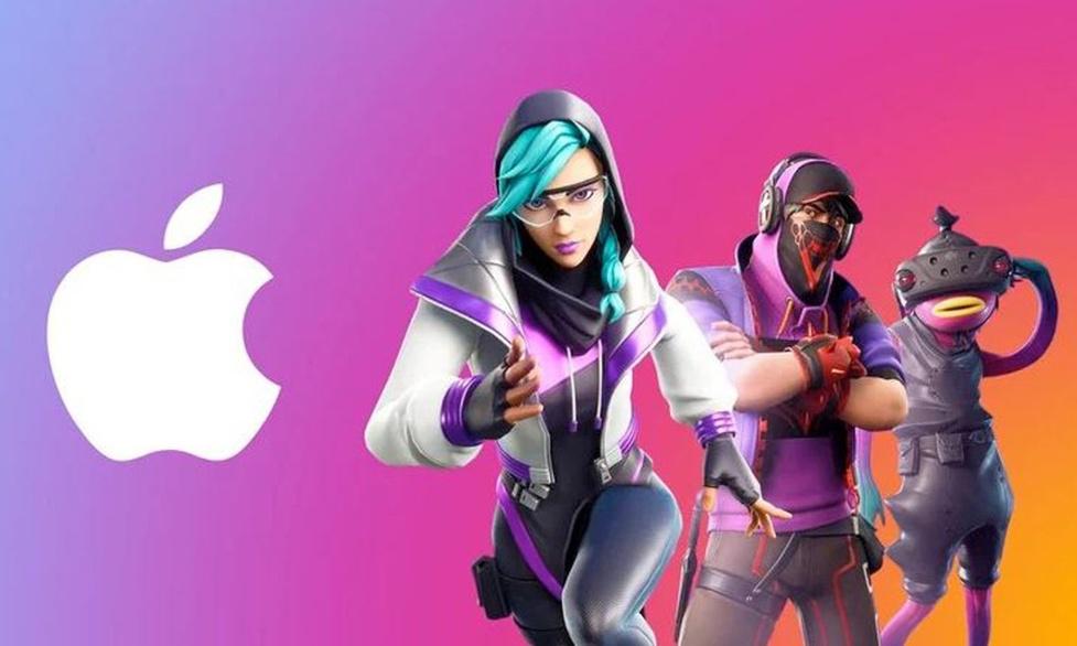 Walki gigantów ciąg dalszy – Apple pozywa Epic Games
