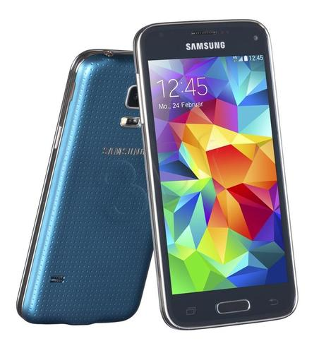 SAMSUNG GALAXY S5 MINI LTE G800F BLUE