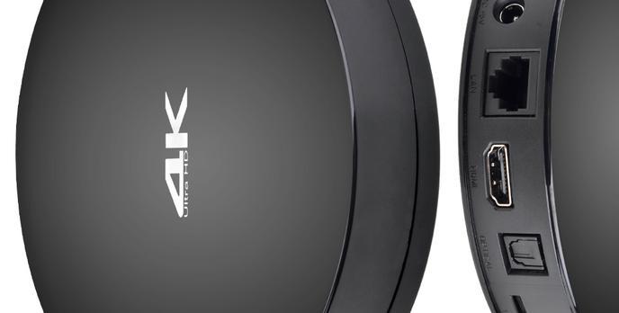Okrągły Smart TV? Zobacz ciekawy odtwarzacz multimedialny