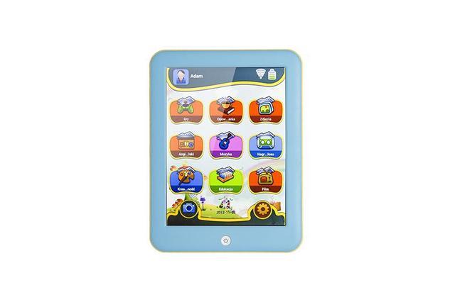 GOCLEVER PLAYTAB 01 - tablet stworzony dla dzieci