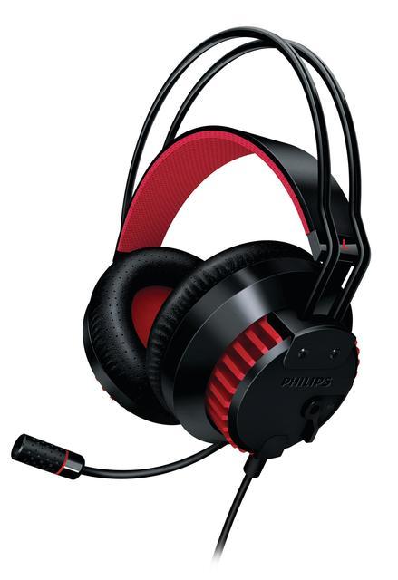 Włącz się do gry z nowymi słuchawkami komputerowymi  Philips Pro Gaming!