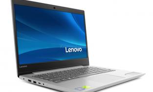 Lenovo Ideapad 320S-14IKB (80X400L1PB) Szary - 240GB SSD | 8GB