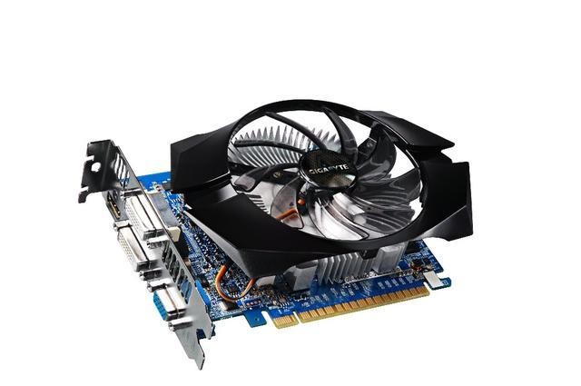 GeForce GT 640 - duża wydajność i niski pobór energii