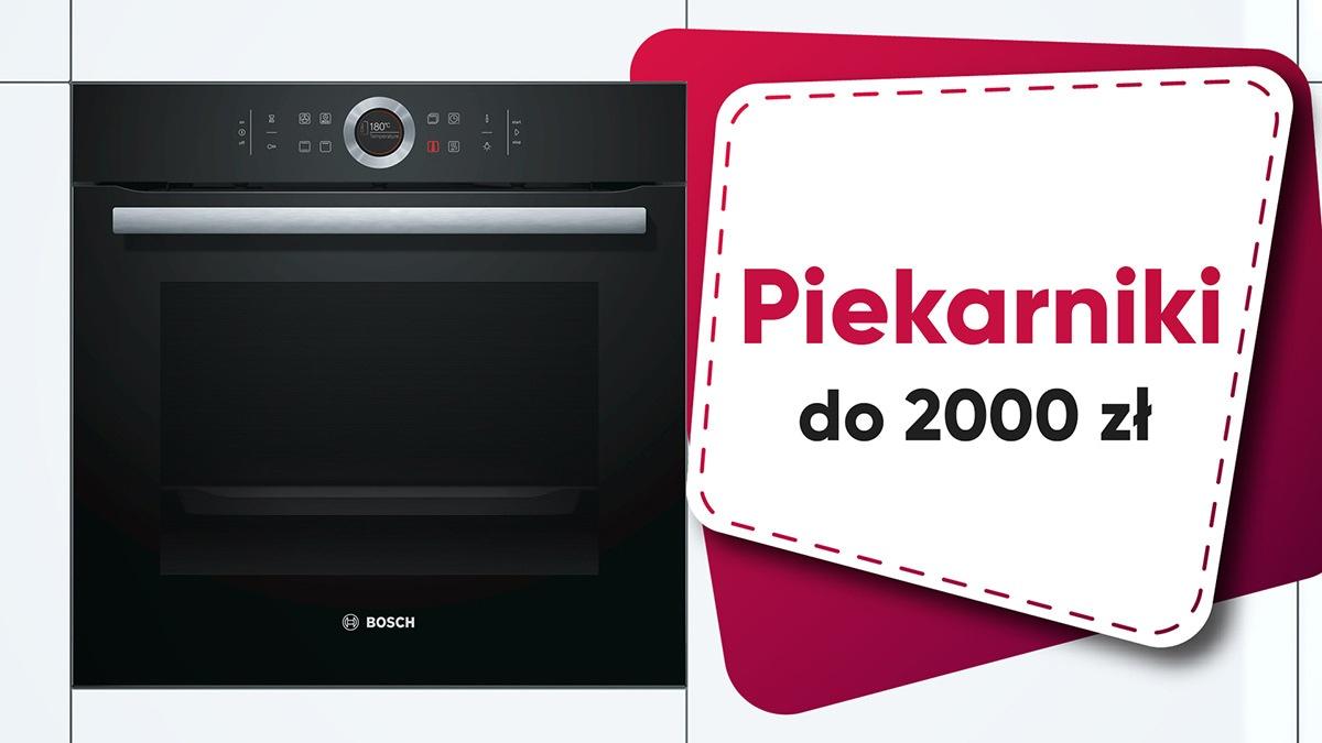 Jaki piekarnik do zabudowy do 2000 zł? |TOP 10|