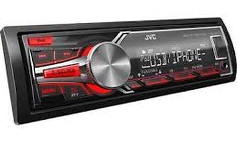 JVC KD-X210 - Multimedialność W Twoim Samochodzie