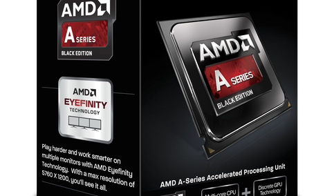 AMD A10-6700 Richland na gorąco [TEST]
