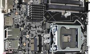 Płyta główna ASRock H110TM-ITX, H110, DDR4, SATA3, USB 3.0, miniITX