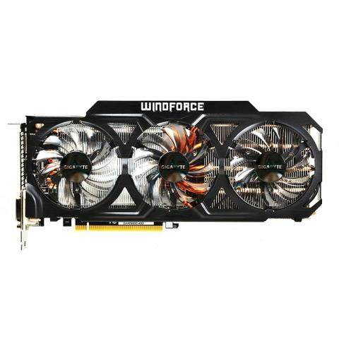 Gigabyte GTX 760 Windforce 3x OC 4GB fot3