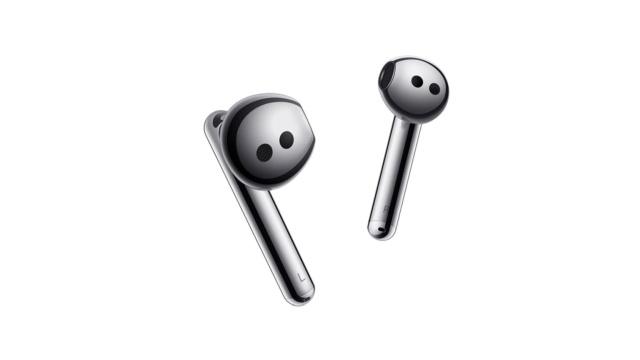 Słuchawki Huawei Freebuds 4 w kolorze szarym