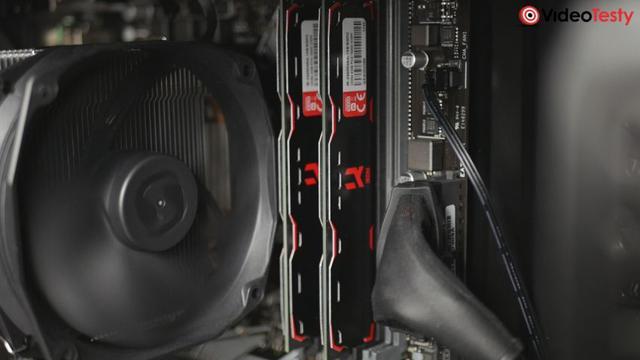 Pamięci RAM i Cooler w PC za 3800 zł