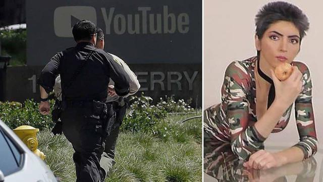 Strzelanina W Siedzibie YouTube