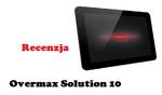 Overmax solution 10 [RECENZJA]