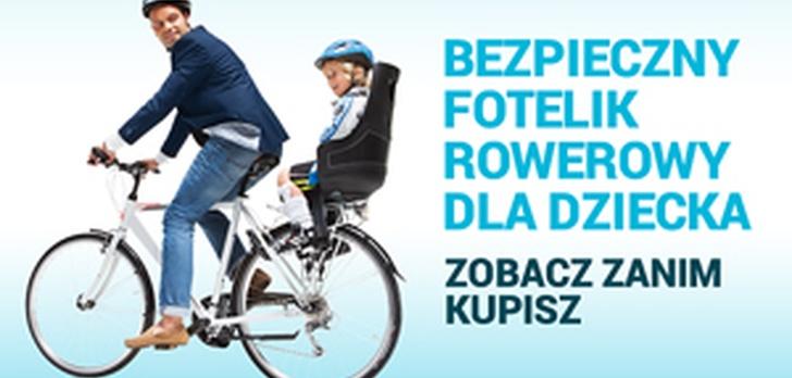 Bezpieczny Fotelik Rowerowy Dla Dziecka - Zobacz Zanim Kupisz