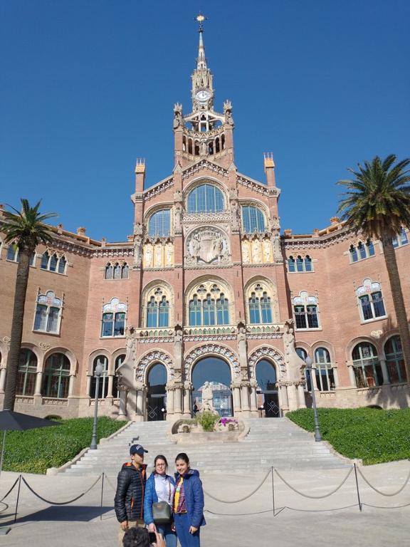Zdjęcie z Barcelony - tryb auto