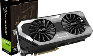 Palit GeForce GTX 1070 Ti Jetstream 8GB GDDR5 (256 bit) DVI-D, HDMI, 3xDP, BOX (NE5107T015P2-1041J)