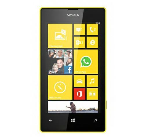 Nokia Lumia 520 fot4