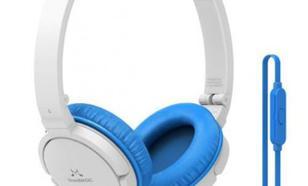 SoundMagic P11S Biało-niebieskie