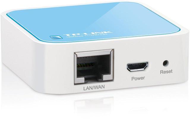 [NEWS] Najmniejszy router świata