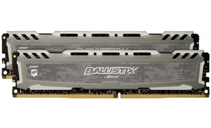 Ballistix Ballistix Sport LT, DDR4, 8 GB,2666MHz, CL16