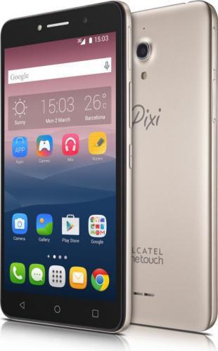 Alcatel PIXI 4 (6) Złoty Dual Sim (8050D)