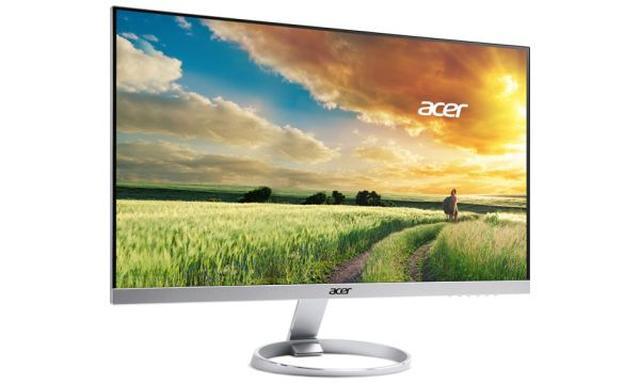 Acer H257HU - Nowoczesny 25-calowy Monitor