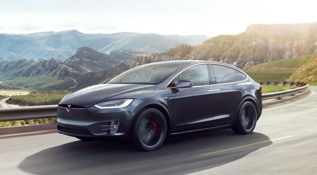 Autonomiczna Tesla