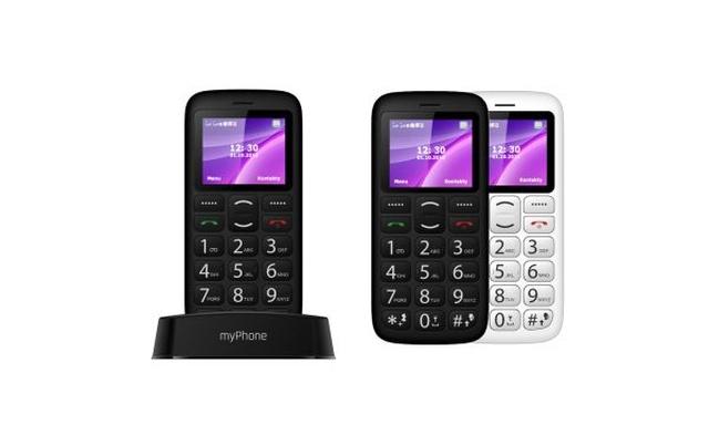 myPhone Simply 2 - Taniutki Telefon od Dzisiaj w Biedronce