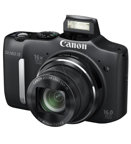 CANON PowerShot SX160 IS CZARNY