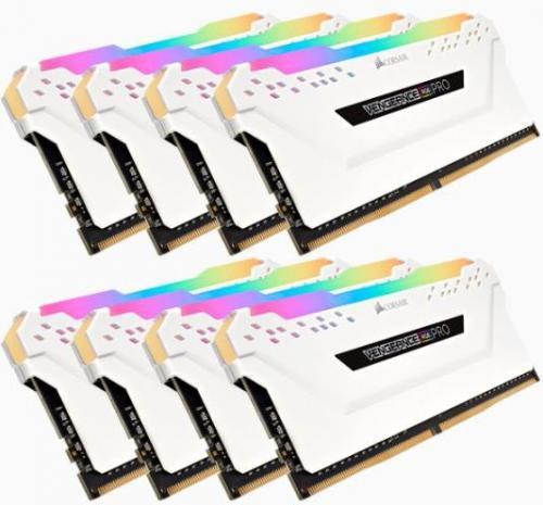 Corsair Vengeance RGB Pro DDR4, 8x8GB, 2666MHz, CL16