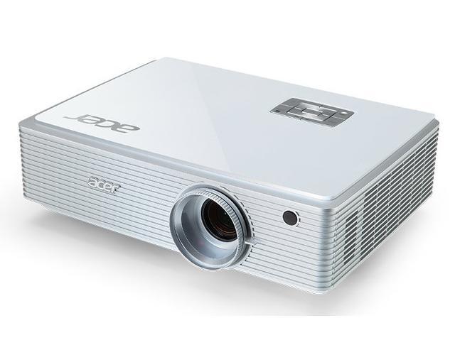 Firma Acer zaprezentowała projektor o rozdzielczości 1080p wyposażony w hybrydowe źródło światła LED