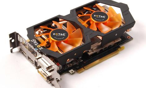 ZOTAC GeForce GTX 760 OC - nowa wydajna karta graficzna na rynku