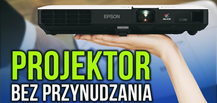 Projektor Biznesowy bez Przynudzania – Epson EB-1795F