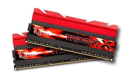 G.SKILL DDR3 16GB (2x8GB) TridentX 1866MHz CL8 XMP