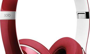 Apple Beats Solo2 Luxe Edition Czerwone (ML9G2ZM/A)