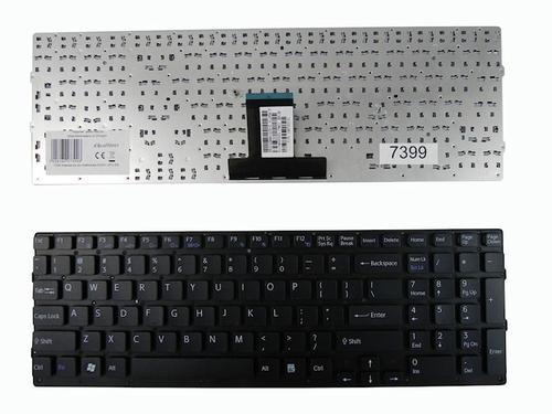Qoltec Klawiatura do notebooka SONY VPC-EB