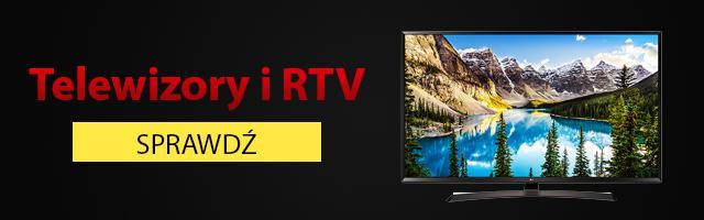 telewizory i RTV EURO AGD