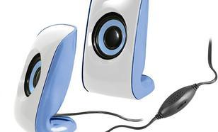 Tracer Głośniki 2+0 CHRONOS b/n USB
