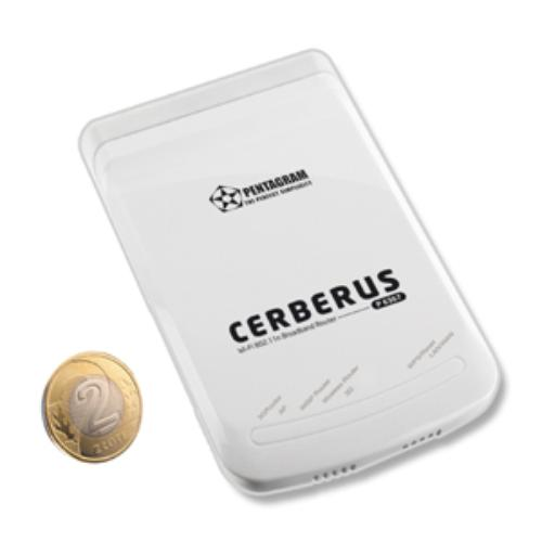 PENTAGRAM Cerberus 3G DSL Wi-Fi 802.11n [P 6367]