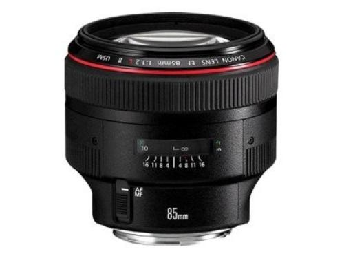 Canon EF 85MM 1.2L II USM 1056B005