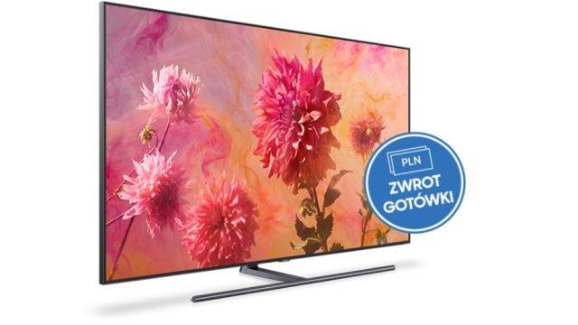 Telewizor tańszy o 2000zł!? Samsung przygotował nie lada okazję