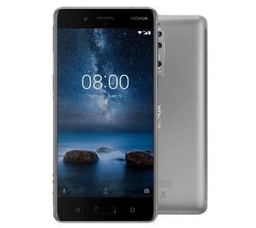 Nokia 8 (stalowy) + VR Zeiss + etui