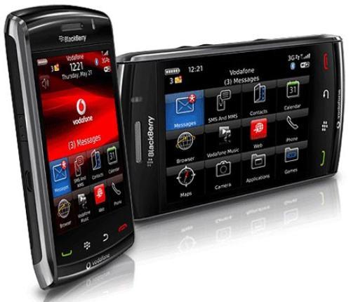 BlackBerry 9520 Storm 2