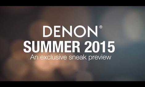 Przedsmak Lata z Nowymi Produktami Denon