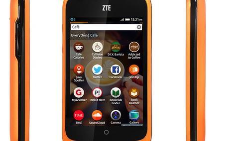 ZTE Open z Firefox OS dostępny na eBay