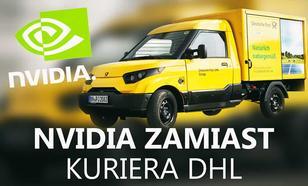 NVIDIA Napędzi Samojezdne Ciężarówki z Deutsche Post DHL