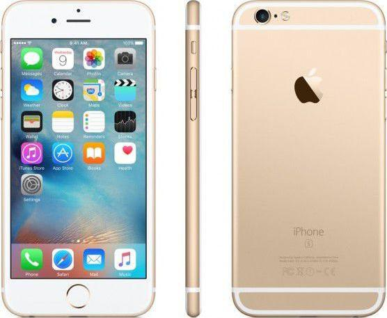Apple iPhone 6S 32GB Gold (4,7