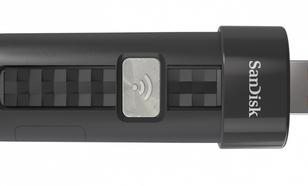 SanDisk Connect Wireless Flash Drive 64GB