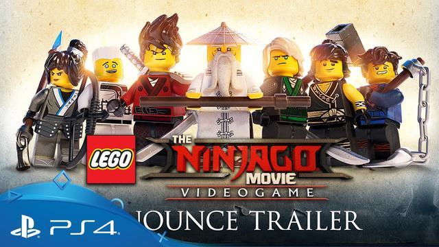 prezent na święta dla chłopaka - Lego Ninjago