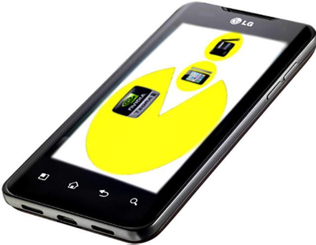 LG Optimus 2X – czy dwurdzeniowa Tegra zmiażdży konkurencję?